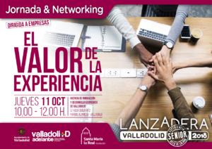 Lanzadera de empleo senior de Valladolid_181011