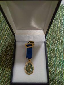 Medalla de Oro_181116