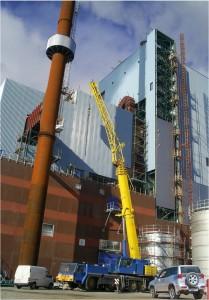 Protección de la atmósfera en actividades de valorización de residuos