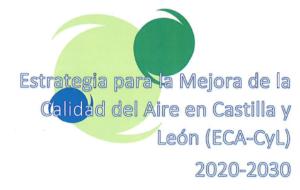 Estrategia_Calidad del Aire_CyL_2020-2030_Logo